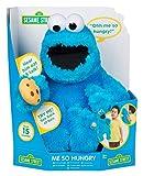 Sesame Street Talking Me Hungry Cookie Monster Suave muñeco de...