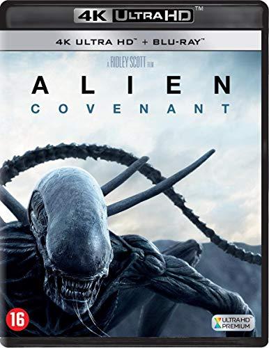 4K Alien 6: Covenant