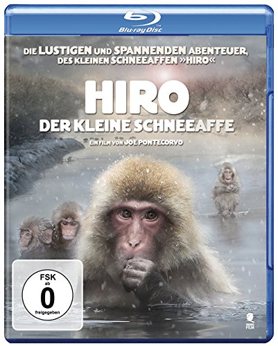Hiro - Der kleine Schneeaffe [Blu-ray] [Alemania]