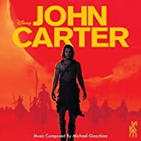 John Carter by Michael Giacchino (2012-03-06)