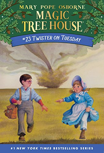 Twister on Tuesday (Magic Tree House (R))の詳細を見る