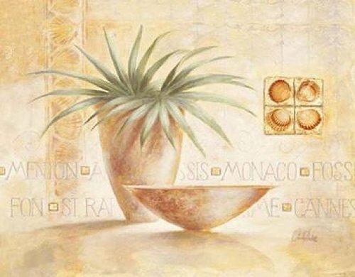 Fertig-Bild - Claudia Ancilotti: Monaco 50 x 70 cm