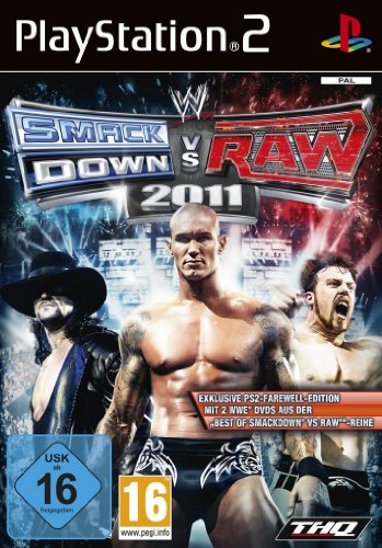 WWE Smackdown vs. Raw 2011 [Software Pyramide]