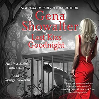 Last Kiss Goodnight cover art