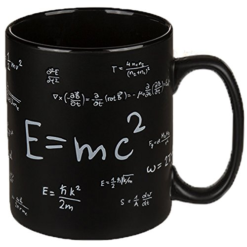 Bada Bing XL Tasse Kaffeebecher Mathe Formeln Mathematik Ca. 850 ml Matheformeln Kaffeetasse Küche Büro Geschenk Abitur Studium 92
