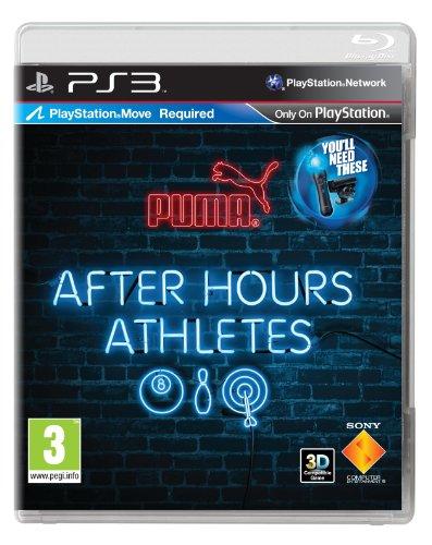 Puma After Hours Athletes - Move Required [Edizione: Regno Unito]