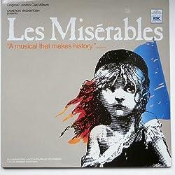 Les Miserables Original London Cast Album [LP]
