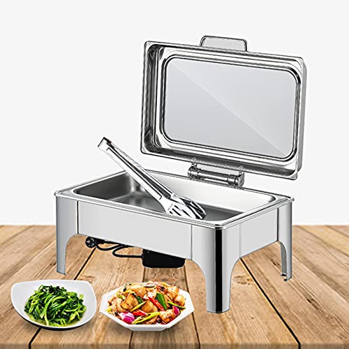 FGHFD Chafing Dish Electrico para Buffet,...