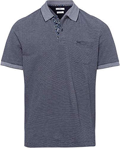 BRAX Herren Style Paddy Polohemd, Marine, XXXL