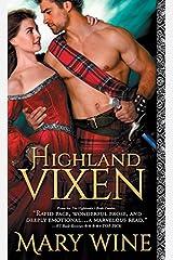 Highland Vixen (Highland Weddings Book 2) Kindle Edition