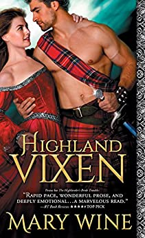 Highland Vixen (Highland Weddings Book 2) by [Mary Wine]