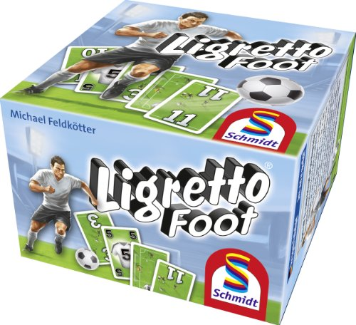 Schmidt Ligretto Fußball - Kartenspiel