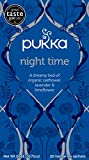 Pukka Organic Night Time té, 20 bolsitas - 1 unidad