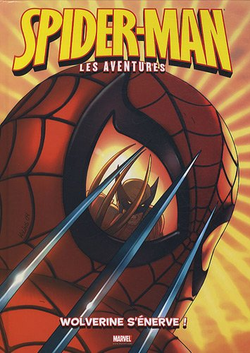 spider-man les aventures t07 + poster