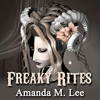 Freaky Rites audiobook cover art