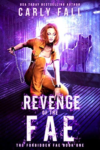 Revenge of the Fae An urban fantasy paranormal detective agency romance The Forbidden Fae Series product image