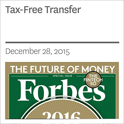 Tax-Free Transfer audiobook cover art