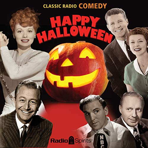 Happy Halloween cover art