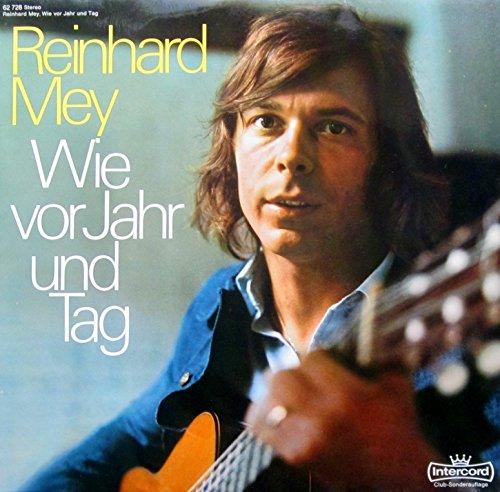 MEY, REINHARD / Wie vor Jahr und Tag / Club-Sonderauflage / Bildhülle / Intercord # 62 728 / Deutsche Pressung / 12