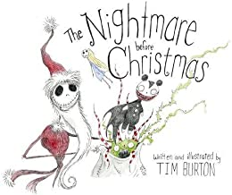 The Nightmare Before Christmas: 20th Anniversary Edition Book PDF