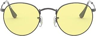 Ray-Ban Unisex Round Metal Sonnenbrille