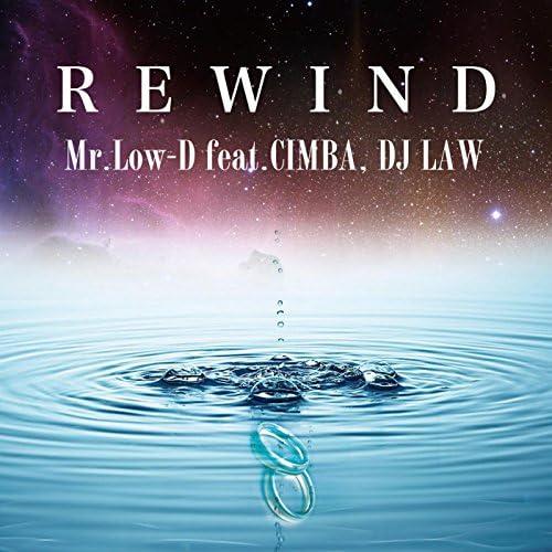 Mr.Low-D feat. CIMBA & DJ LAW