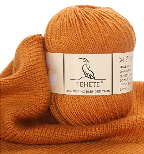 TEHETE Merino Wool Yarn