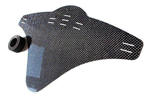 JOllify Carbon Mud Guard Fender 2015 Für MTB Mountain Bike carbon-blue- # 506