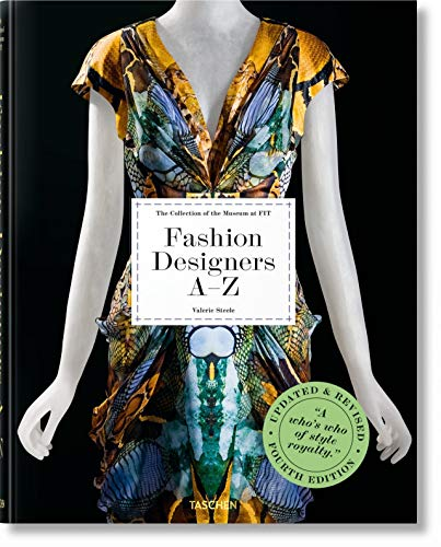 Fashion Designers A–Z. Updated 2020 Edition (PRIX FAVORABLE) (English, German and French Edition)