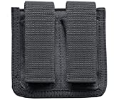 Tactical Pro Sports Double Magazine Pouch for Ruger LCP & LCP II, S&W Bodyguard 380, Taurus TCP, Kahr P380,Similar