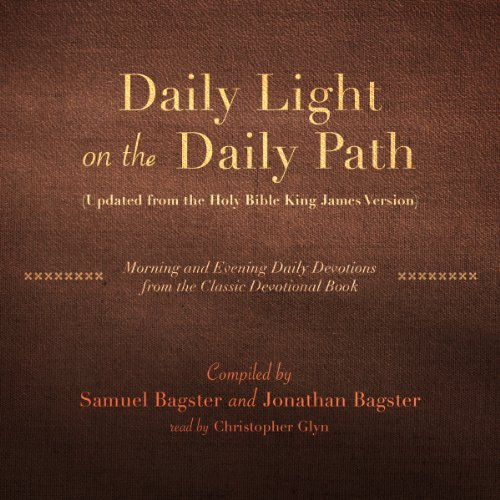 Daily Light on the Daily Path (Updated from the Holy Bible King James Version) copertina