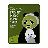 Holika Holika Baby Pet Magic Mask Sheet Panda gesichtsmaske Korean Kosmetik 1pc