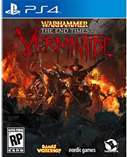 Warhammer: End Times - Vermintide (PS4) - PlayStation 4