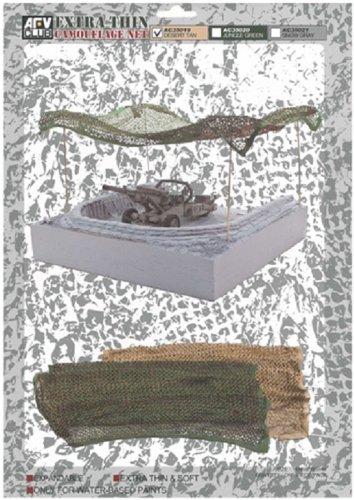 1/35 film de filet de camouflage \