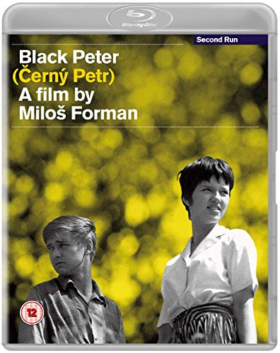 Black Peter [Blu-ray]