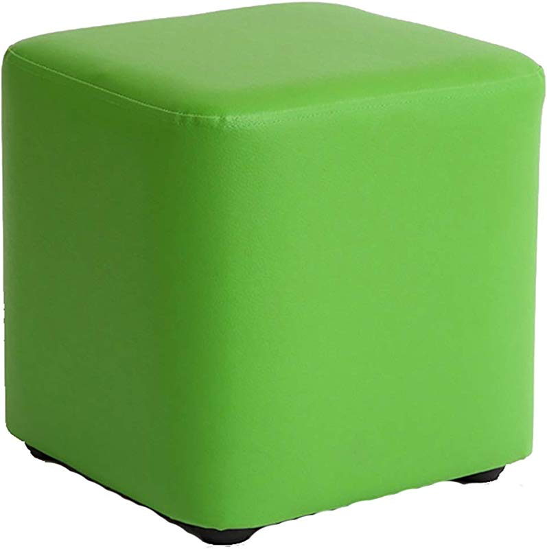 Footstool Square Shoe Bench Wear Resistant Resilience Good Load Strong Color A Variety Of Colors To Choose From
