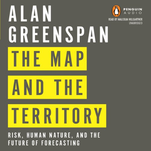 The Map and the Territory audiobook cover art