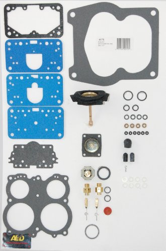 AED 4175 Ultimate Holley Spread-Bore Vacuum Secondary Kit