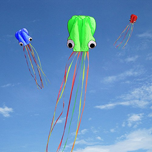 HENGDA KITE-Pack 3 Colors(Red