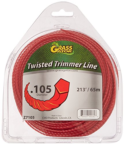 Grass Gator Z7105 Zip String Trimmer Line Pro Large Donut 213-Feet x .105