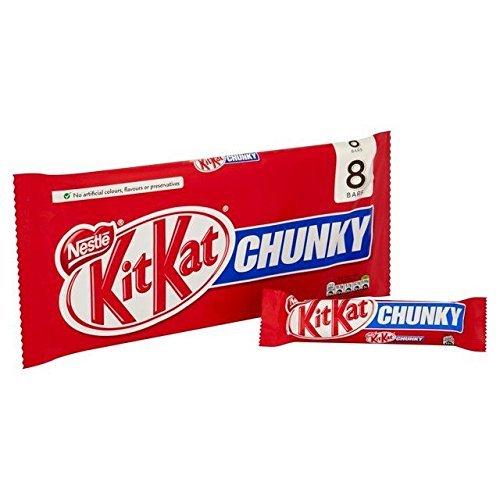 Kit Kat Chunky 8 X 40G - Paquet de 6