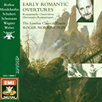 Early Romantic Overtures by Norrington