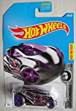 HOT WHEELS SUPER CHROMES 7/10, SILVER/PURPLE VANDETTA 298/365