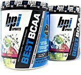 BPI Sports Best BCAA Amino Acids for Muscle Growth and Recovery (2-Pack) (Sour Candy)