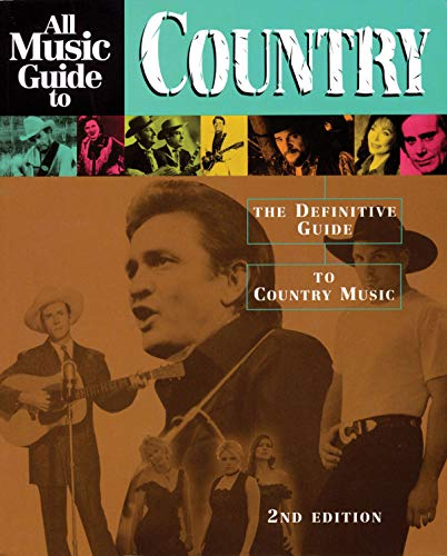 Compare Textbook Prices for All Music Guide to Country: The Definitive Guide to Country Music 2 Edition ISBN 9780879307608 by Hal Leonard Corp.