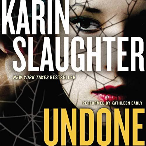 Page de couverture de Undone