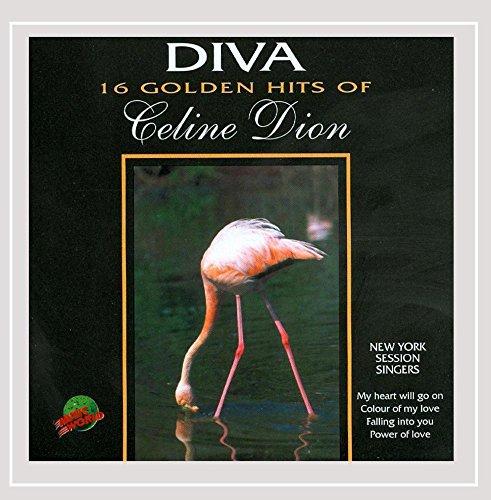 Diva - 16 Golden Hits of Celine Dion
