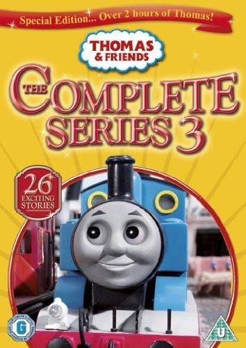 Thomas & Friends - The Complete Series 3 [Reino Unido] [DVD]