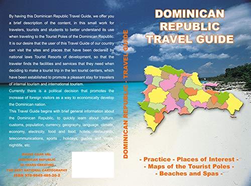 DOMINICAN REPUBLIC TRAVEL GUIDE (English Edition)