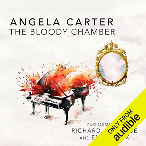 The Bloody Chamber audiobook cover art